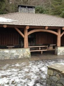 Auk Recreation Area Shelter 5