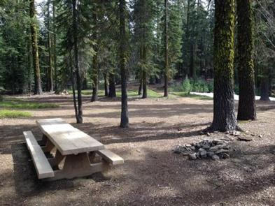 RED FIR FLAT GROUP CAMPGROUND