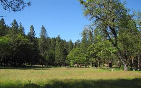 FLUMET FLAT GROUP CAMPGROUND