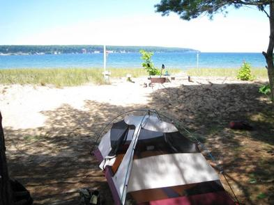 Preview photo of Little Dune II Campsite On Grand Island