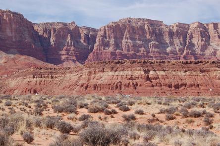 Vermilion cliffs highway