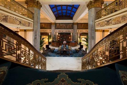 Grand History The historic Seelbach has been showcased in several feature films, as recently as 2013's The Great Gatsby.
