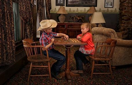 Family AdventureFrom the individually themed suites to the local attractions such as Kendrick Park and a Buffalo pasture, families are sure to have an immersive experience here.