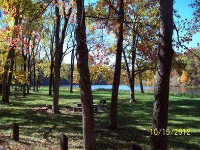 NOBLETT LAKE Picnic area