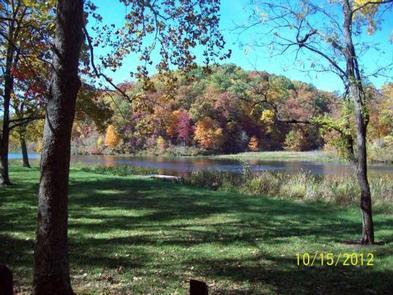 NOBLETT LAKE Noblett Lake in the fall