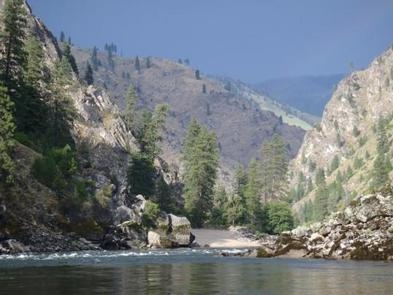 Preview photo of Main Salmon River (Powerboat)