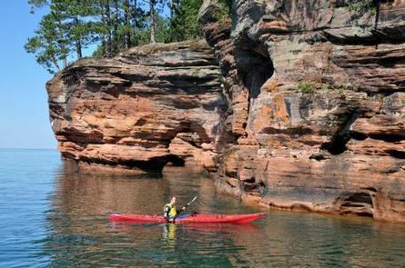 Apostle Islands National Lakeshore Camping Permits