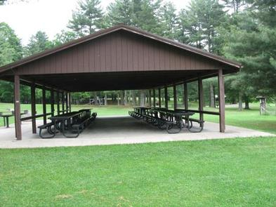 Grandview Playground Shelter