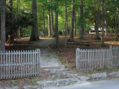 Grandview Shelter 1 (Path)Path to Grandview Shelter 1