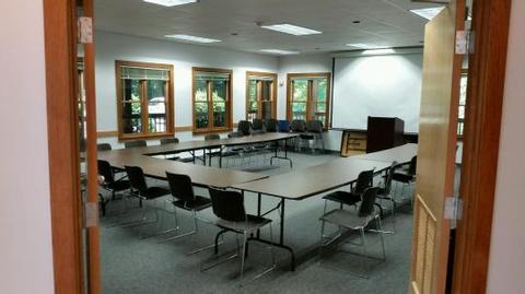 W. Kerr Scott Visitor Assistance Center Conference Room