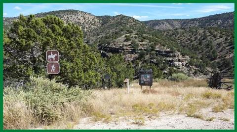 Edge of WildernessJust steps from the front door is the Kanab Creek Wilderness area
