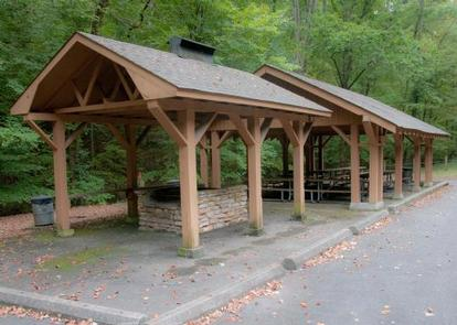 RIVERSIDE PARK DAY USE AREA, Small Pavilion w/BBQ PitRiverside Park Day Use Area, Small Pavilion w/BBQ Pit