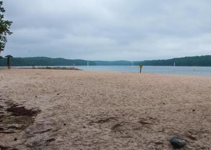 Galt's Ferry Swim Beach