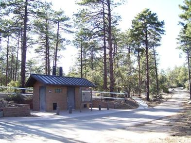 ALTO PIT OHV CAMPGROUNDrestrooms