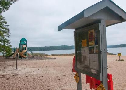 Galt's Ferry Swim Beach and Playground