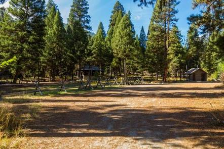 TWIN CREEK CAMPGROUND GROUP CAMPING SITE