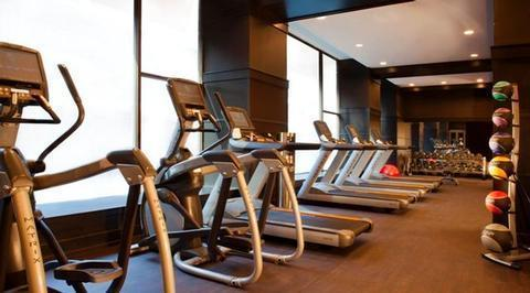 Fitness CenterIn case wandering the city is not enough to break a sweat, the Silversmith has a state of the art fitness center available for guests.