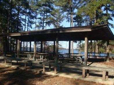 Preview photo of Lanier Park Shelter (GA)