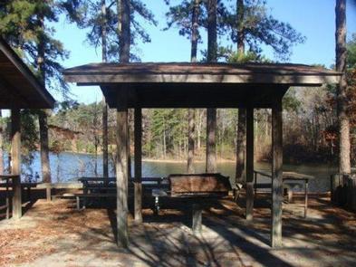 Preview photo of Lanier Park Shelter (GA)