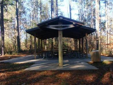 Preview photo of Thompson Creek Park Shelter (GA)
