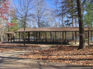 Preview photo of Buford Dam Park Shelters (GA)