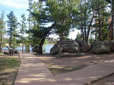 BELLAIRE LAKE CAMPGROUND