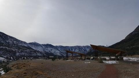 SPRING MOUNTAINS VISITOR GATEWAY GROUP PICNIC SITES