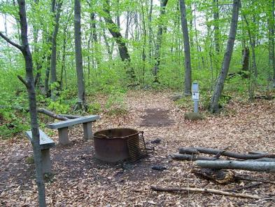Preview photo of Freighterview Campsite on Grand Island