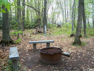 Preview photo of Gull Point Campsite on Grand Island