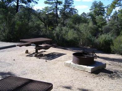 Yavapai Campground Recreation Gov