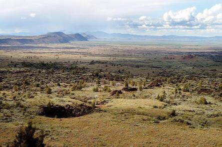 Lava Beds National Monument Tours