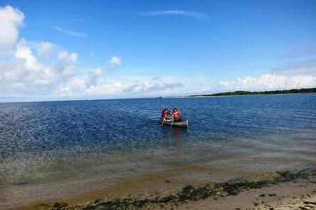 Gateway National Recreation Area - Sandy Hook Canoe CruiseCanoeing on Sandy Hook Bay.