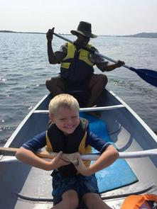 Gateway National Recreation Area - Sandy Hook Canoe CruiseCanoeing is for all ages to enjoy!