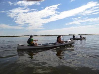 Gateway National Recreation Area - Sandy Hook Canoe CruiseEnjoy canoeing on the Sandy Hook Bay.