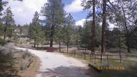BANDIDO GROUP CAMPGROUNDView of Horse Corrals.