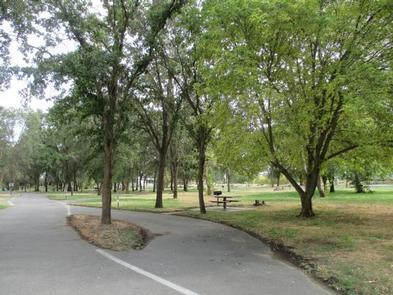 SYCAMORE GROVE (RED BLUFF) CAMPGROUND