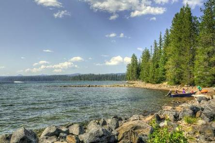 Preview photo of Cultus Lake Campground