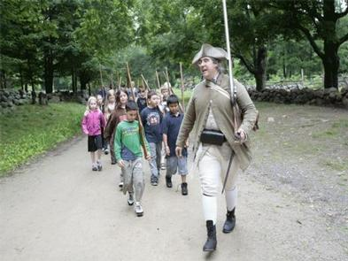 Minute Man National Historical Park Tours
