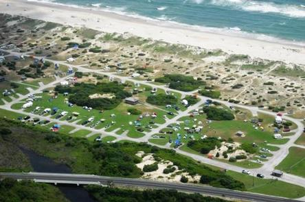 OCRACOKE CAMPGROUNDCampground Loops A and B