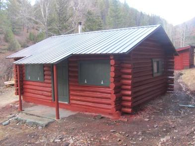 Preview photo of Miller Cabin