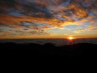 Haleakala National Park Summit Sunrise ReservationsHaleakala National Park