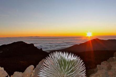 Haleakala National Park Summit Sunrise Reservations