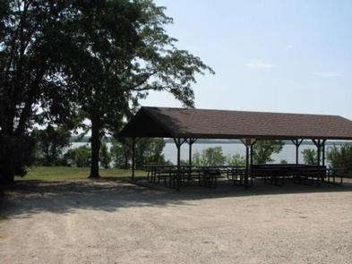 Preview photo of Kanza View Picnic Shelter
