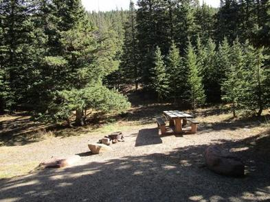 Preview photo of Blue Lake Campground - San Isabel Nf (CO)