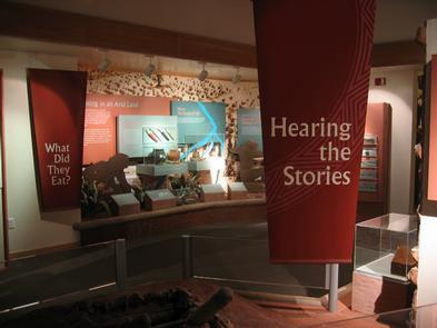 Anasazi State Park MuseumInside, view artifacts excavated from this site and learn the lifeways of these people.