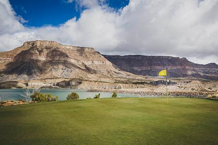 Golfing at Millsite State ParkLocated right next to the park sits Millsite Golf Course, one of Utah's most picturesque.