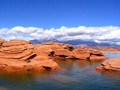 Sand Hollow State ParkUtah's youngest state park is already renowned for its red sand beaches, visually stunning red rock formations and some of the best trails in the state.