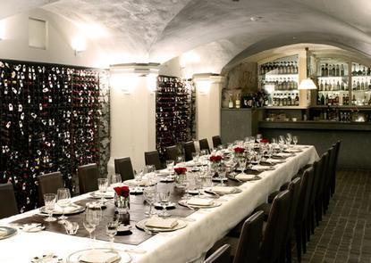 Wining and DiningIn addition to the incredible Wine Cellar, the hotel boasts Moooo, a contemporary and regional take on the classic steakhouse experience.