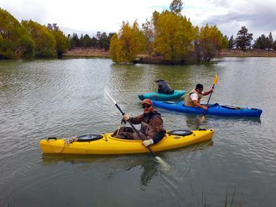Reynolds Pond Recreation Site
