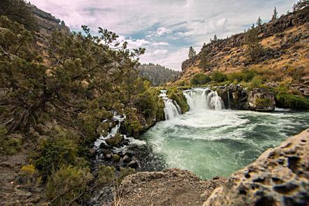Steelhead Falls